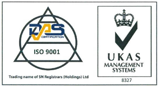 ISO 9001:2015 Certified